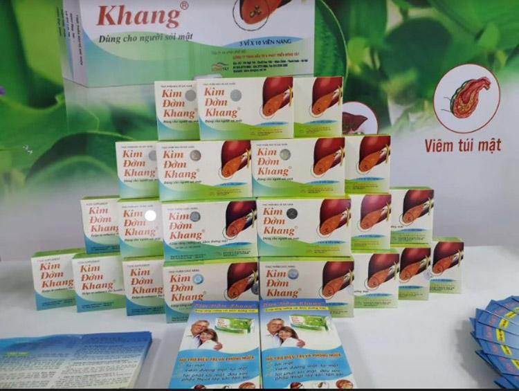 TPBVSK Kim Đởm Khang dùng cho người sỏi mật là sản phẩm được nhiều chuyên gia đánh giá cao