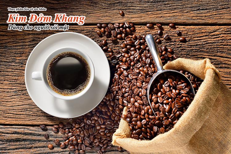 Cà phê tốt cho sức khỏe, nhưng nên dùng lượng vừa phải