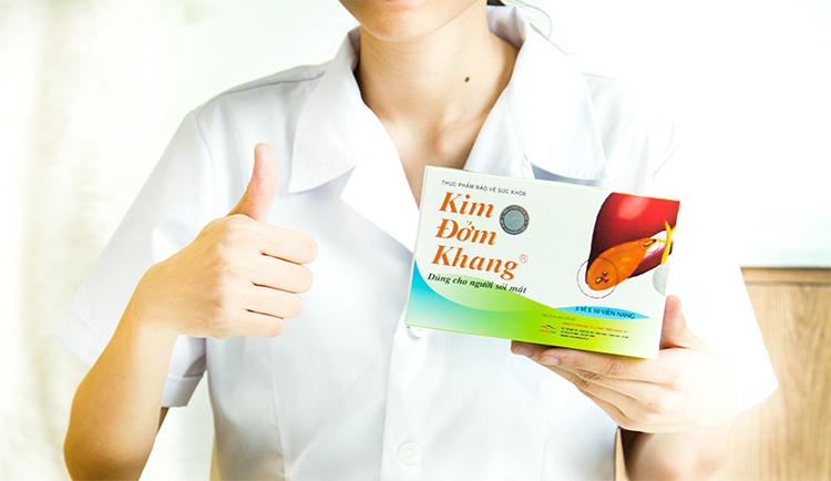 Sản phẩm Kim Đởm Khang có bán tại hầu hết các nhà thuốc lớn trên toàn quốc