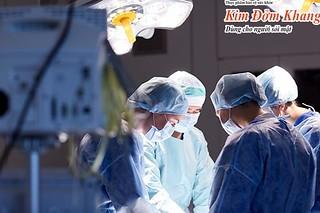 Phẫu thuật nội soi tán sỏi gan là phương pháp kỹ thuật cao