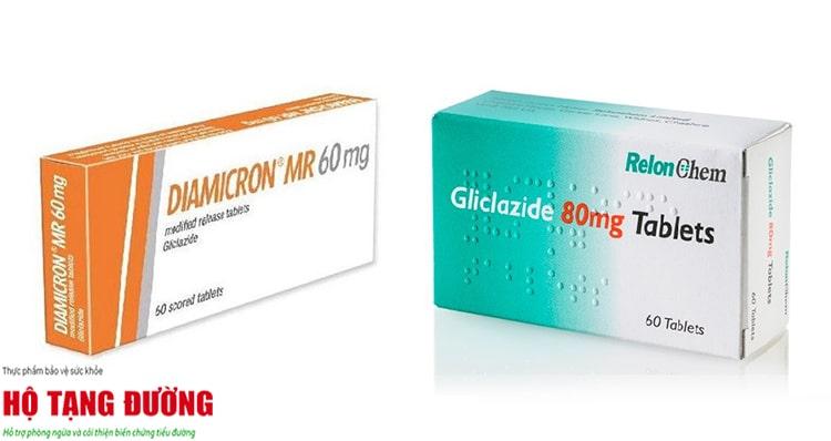 Diamicron (Gliclazide) là thuốc hạ đường huyết được sử dụng nhiều nhất nhóm sulfonylurea.