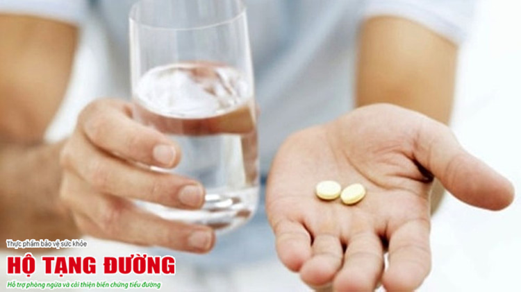 Người tiểu đường nên uống Glimepiride và Amaryl trước hoặc trong bữa ăn sáng.