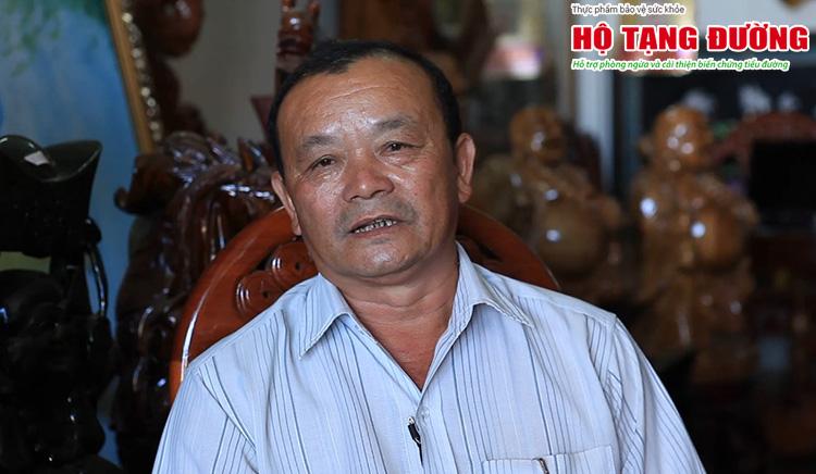 Ông Nhan Thiên Trang (Pleiku, Gia Lai) (Ảnh NVCC)