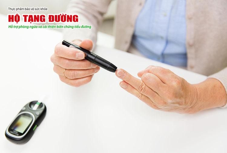 Bệnh tiểu đường có thể gây biến chứng trên khắp cơ thể.