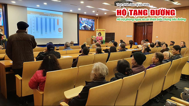 Ths.Bs Nguyễn Thị Thúy Hằng chia sẻ cách kiểm soát lipid máu cho người tiểu đường
