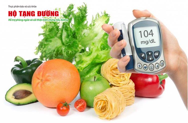 Ăn nhiều trái cây, rau củ vừa giúp ổn định đường huyết, vừa giúp nâng cao sức đề kháng