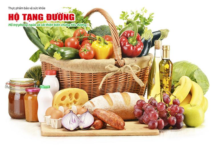Chế độ ăn không hợp lý có thể khiến bệnh tiểu đường và gout tiến triển nặng.