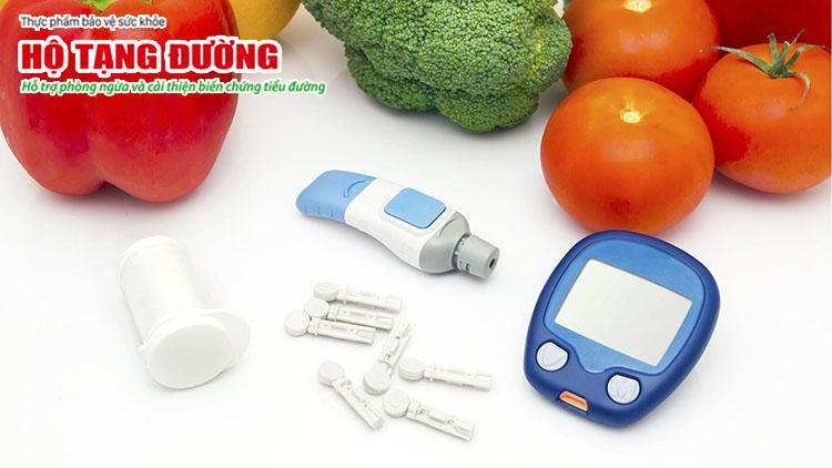 Bạn có thể trì hoãn thời gian biến chứng tiểu đường.