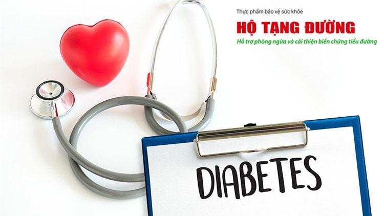 Người bệnh tiểu đường dễ bị biến chứng tim mạch.