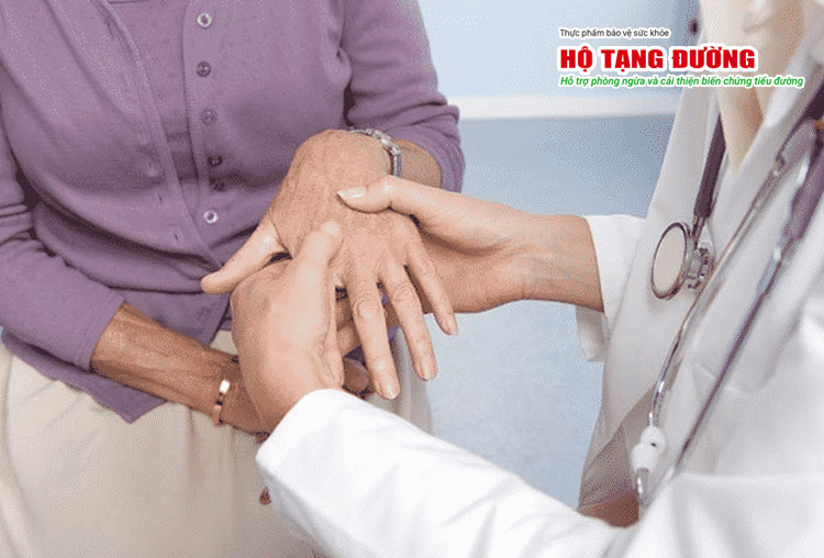 Bệnh tê chân tay khiến người tiểu đường mất cảm giác, tăng nguy cơ đoạn chi