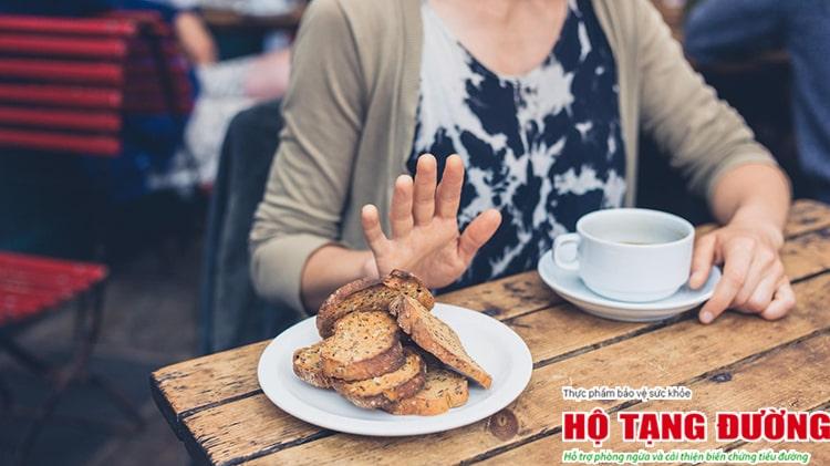 Ăn nhiều tinh bột sẽ gây tăng đường huyết