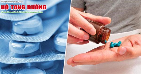Các loại thuốc cường dương có thể giúp ích cho nam giới bị tiểu đường
