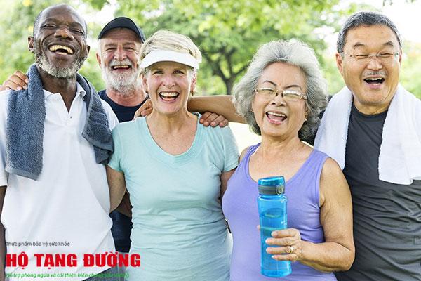 Giảm stress oxy hóa là chìa khóa giúp người bệnh tiểu đường sống lâu, sống khỏe.