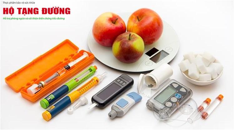 Luôn mang theo bên mình một số thực phẩm để xử trí khi bị hạ đường huyết