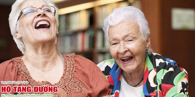 Người bệnh tiểu đường vẫn có thể sống lâu gần như người khỏe mạnh nếu được điều trị tốt.