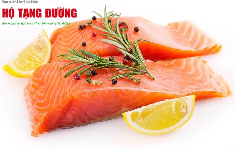 Người tiểu đường nên ăn cá và các loại thịt trắng đan xen thịt đỏ.