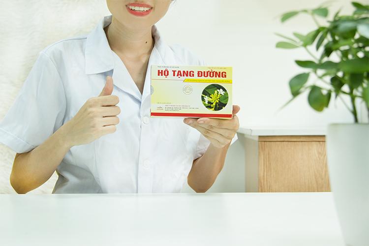 Sản phẩm Hộ Tạng Đường có bán tại hầu hết các nhà thuốc lớn trên toàn quốc