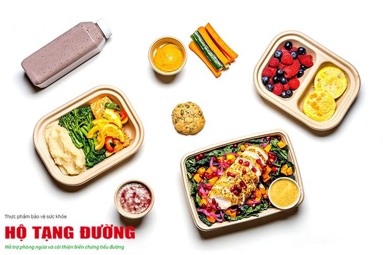 Chia nhỏ bữa ăn giúp người tiểu đường type 1, type 2 ổn định đường máu tốt hơn