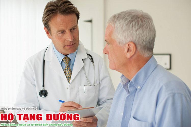 Nghiên cứu được thử nghiệm trên những người tiểu đường tuýp 2 lâu năm.