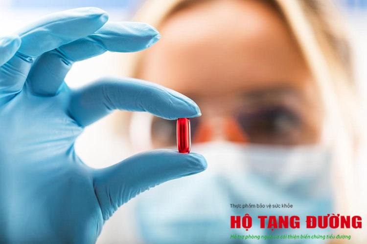 Nhiều loại thuốc tây chữa bệnh tiểu đường mới nhất đã được tìm ra