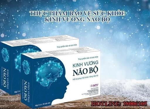 Kinh Vương Não Bộ - Hỗ trợ phục hồi chức năng cho người bị rối loạn cơ tròn