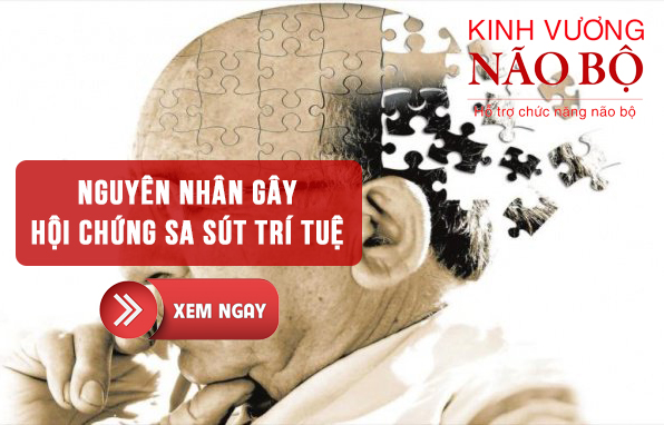 Nguyên nhân gây hội chứng sa sút trí tuệ bạn nên biết. CLICK NGAY!