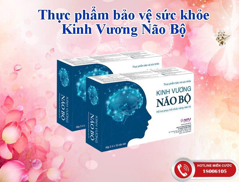 Kinh Vương Não Bộ - Giải pháp giúp cải thiện suy giảm thị giác sau chấn thương