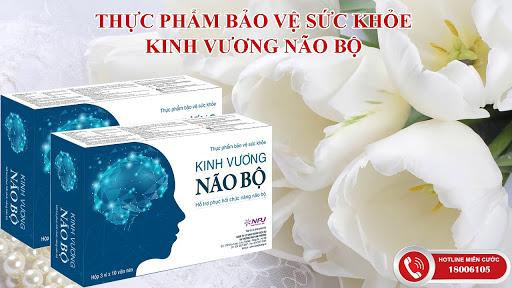 Kinh Vương Não Bộ - Hỗ trợ cải thiện các di chứng sau chấn thương sọ não