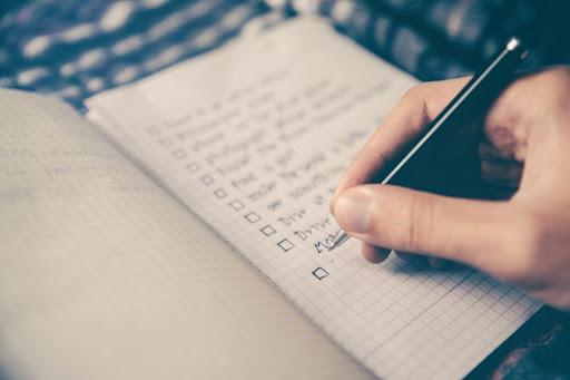 Lập danh sách để rèn luyện khả năng ghi nhớ của bản thân