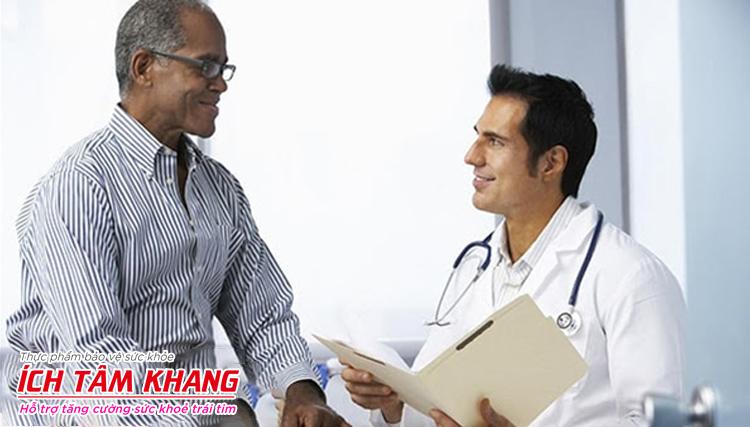 Người bệnh suy tim cần điều trị sớm để ngăn bệnh gây biến chứng