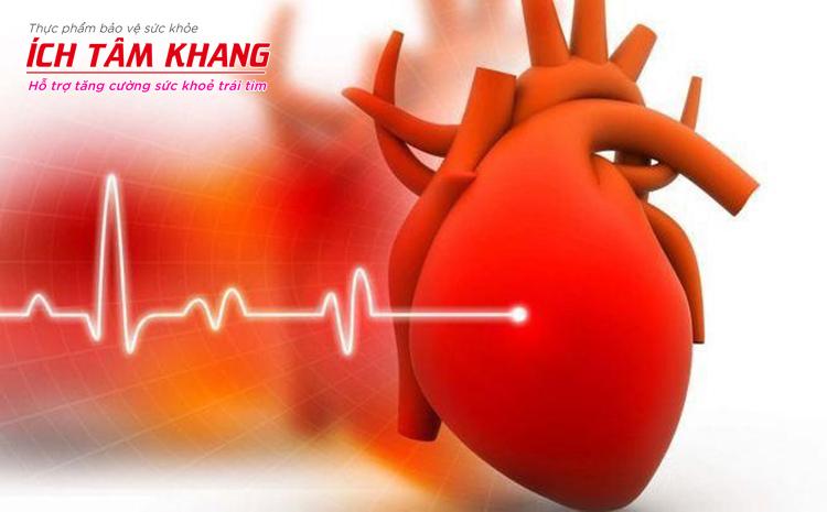 Tăng gánh thất trái là hiện tượng bị ứ máu tâm thất trái