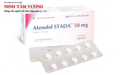 Muốn dùng Atenolol hiệu quả an toàn, chớ bỏ qua thông tin sau!