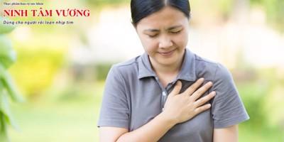 Sự nguy hiểm của tim đập nhanh hồi hộp và cách giảm bệnh hiệu quả