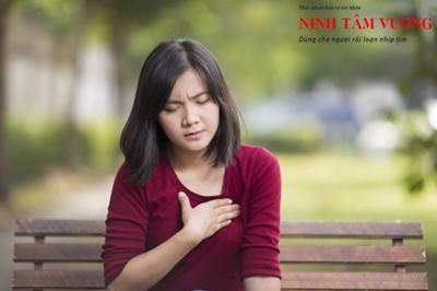 Kinh nghiệm chữa rối loạn thần kinh thực vật làm tim đập nhanh