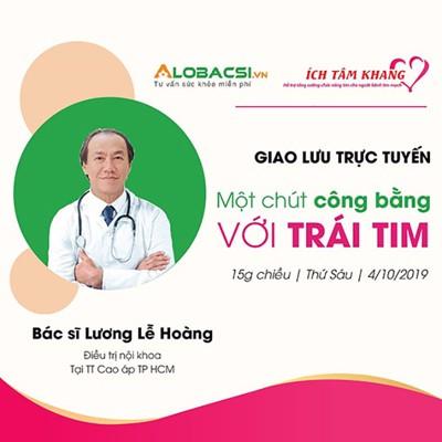 Truyền hình trực tuyến: Đông Tây Y kết hợp trong điều trị các bệnh tim mạch [Alobacsi.com]