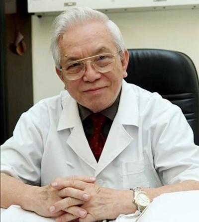 Giáo Sư - Tiến Sỹ- Anh hùng lao động Phạm Gia Khải