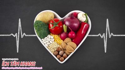 10 loại thực phẩm bệnh mạch vành nên ăn để làm sạch lòng mạch