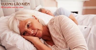 Rối loạn giấc ngủ trong bệnh Parkinson - làm thế nào để cải thiện?