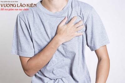 Cách chữa tim đập nhanh, tay chân run, khó thở hiệu quả
