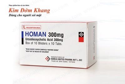 Acid ursodeoxycholic & các thông tin cần biết trước khi sử dụng