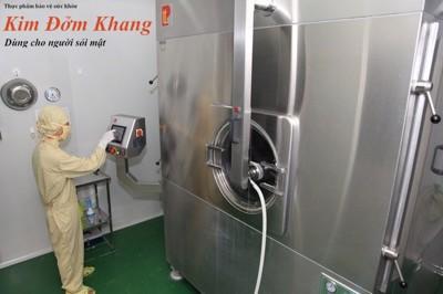 Nguồn gốc, xuất xứ của thực phẩm bảo vệ sức khỏe Kim Đởm Khang