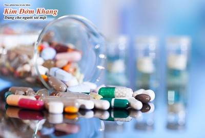 Các thuốc trị sỏi mật hiệu quả, ngăn sỏi tái phát [Đã kiểm chứng]