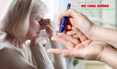 Các biến chứng mắt của bệnh tiểu đường: Cảnh giác với mù lòa