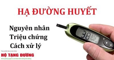 Hạ đường huyết ở người tiểu đường có nguy hiểm không? Cách xử lý?