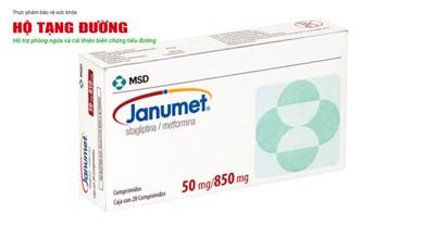Thuốc tiểu đường Janumet và 8 thông tin giúp bạn sử dụng hiệu quả